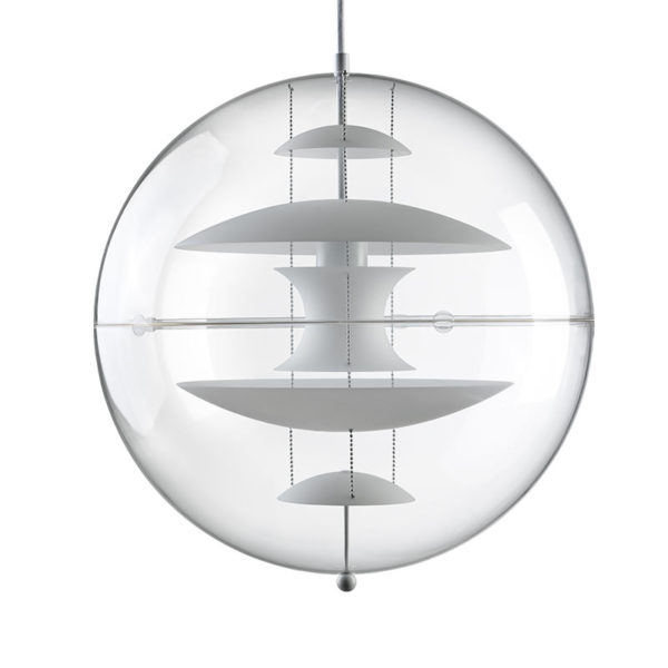 VP Globe Glass Pendant Light