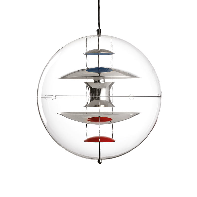 Verpan VP Globe Pendant Light by Verner Panton