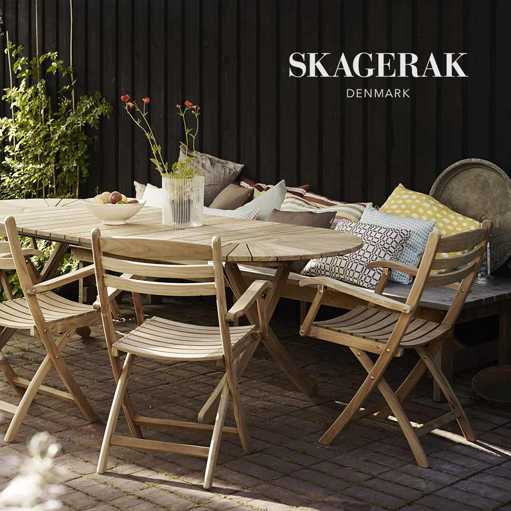 Blog image Behind the Brand | Skagerak Olson and Baker - Designer & Contemporary Sofas, Furniture - Olson and Baker showcases original designs from authentic, designer brands. Buy contemporary furniture, lighting, storage, sofas & chairs at Olson + Baker.