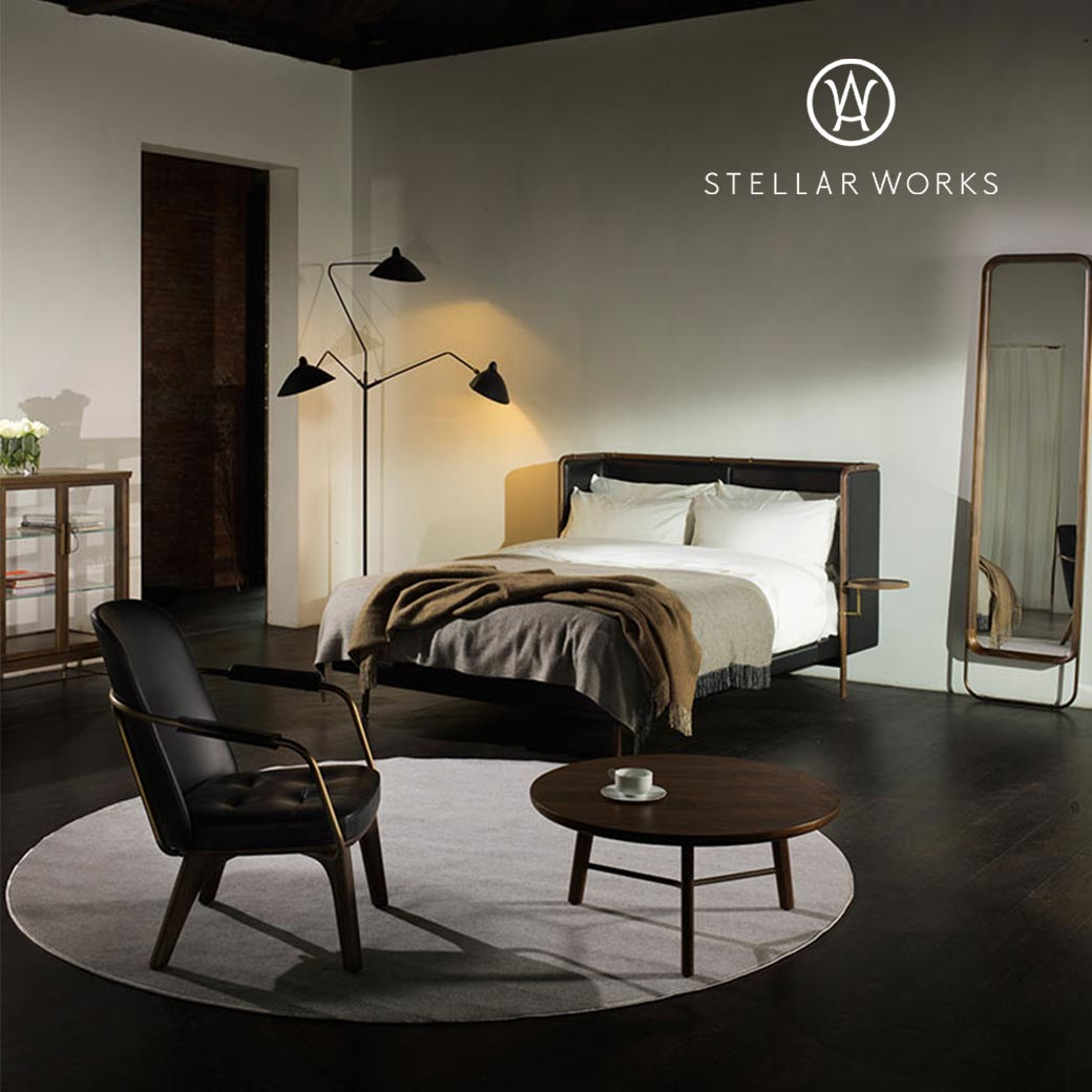 Blog image Behind the Brand   Stellar Works Olson and Baker - Designer & Contemporary Sofas, Furniture - Olson and Baker showcases original designs from authentic, designer brands. Buy contemporary furniture, lighting, storage, sofas & chairs at Olson + Baker.