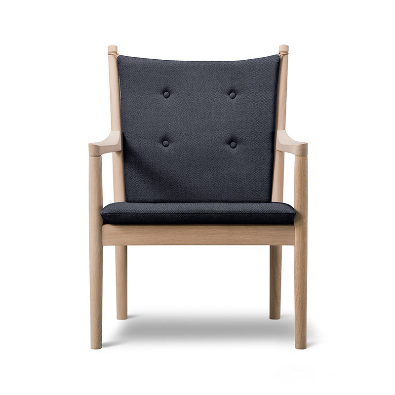 Fredericia 1788 Spoke-back Armchair by Hans Wegner