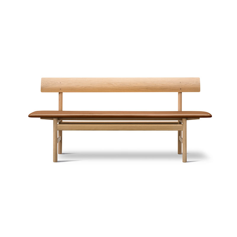 Fredericia 3171 Bench by Borge Mogensen