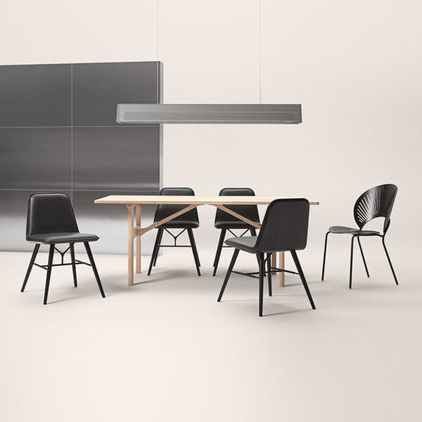 6284 180x90cm Dining Table