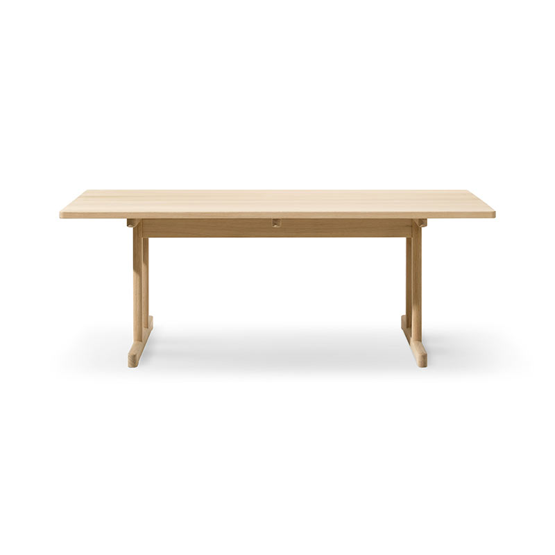 Fredericia 6286 Shaker 195x97.5cm Dining Table by Borge Mogensen