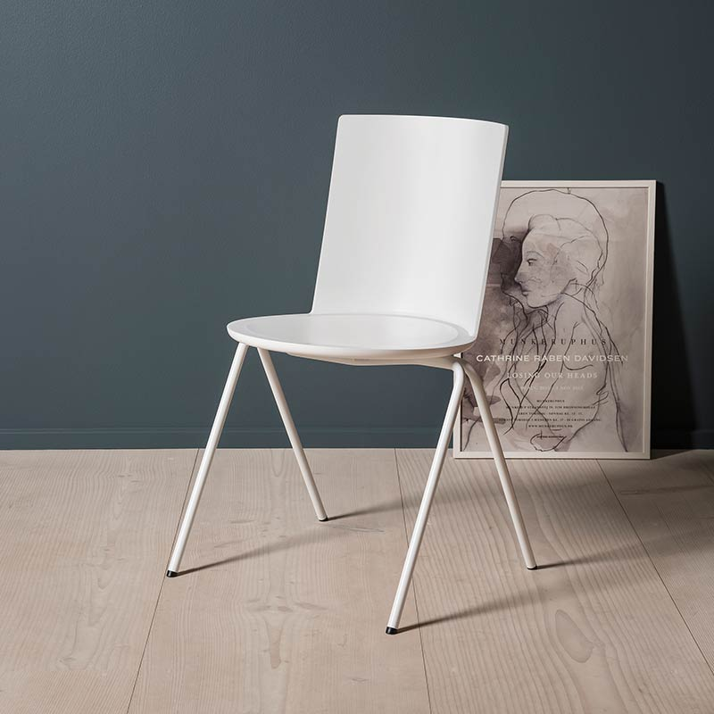 Fredericia Acme Chair A-Base by Geckeler Michels