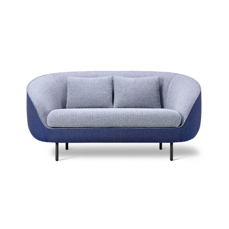 Fredericia Haiku Low Two Seat Sofa by GamFratesi