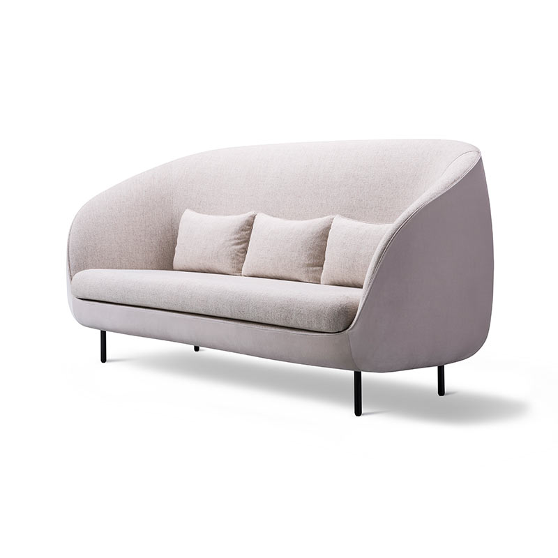 Fredericia Haiku Three Seat Sofa by GamFratesi