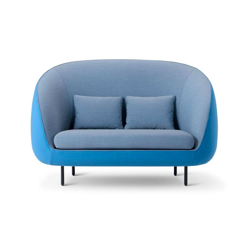 Fredericia Haiku Two Seat Sofa by GamFratesi