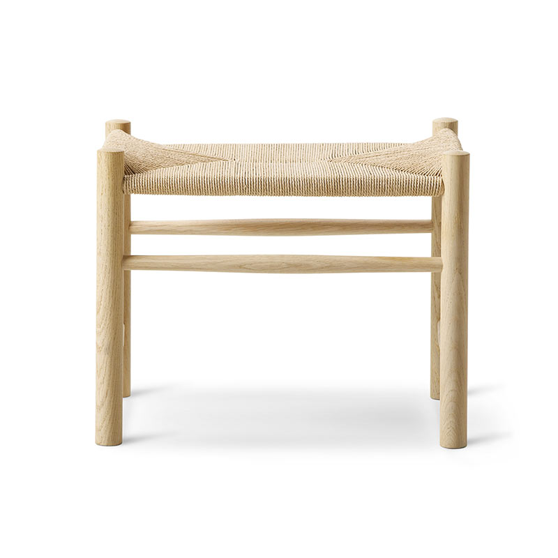 Fredericia J16 Foot Stool by Hans Wegner