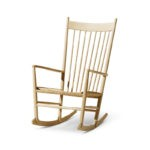 Fredericia J16 Rocking Chair by Hans Wegner