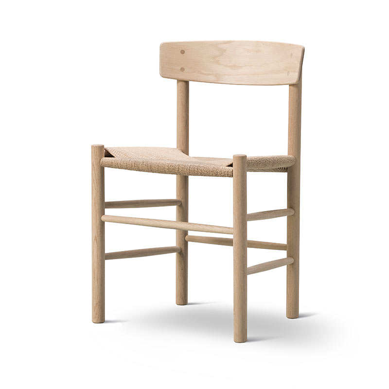 Fredericia J39 Chair by Borge Mogensen