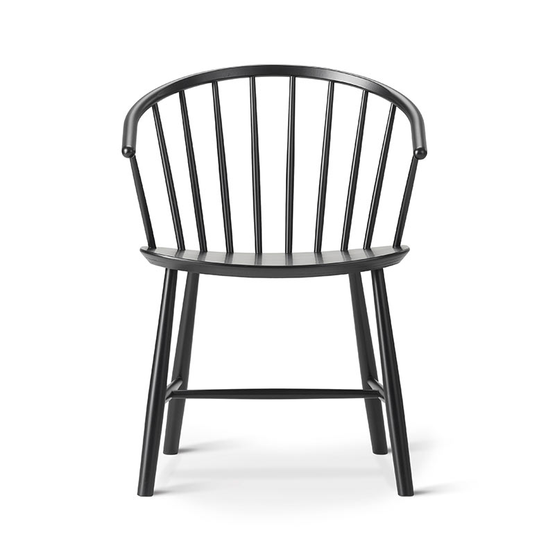 Fredericia J64 Chair by Ejvind Johansson
