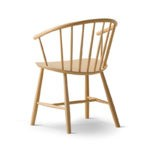 Fredericia J64 Chair by Ejvind Johansson