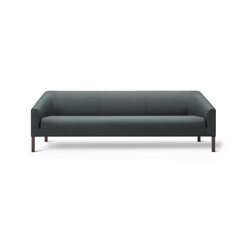 Fredericia Kile Three Seat Sofa by Jasper Morrison