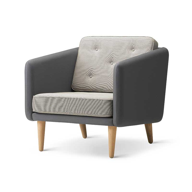 Fredericia No.1 Armchair by Borge Mogensen