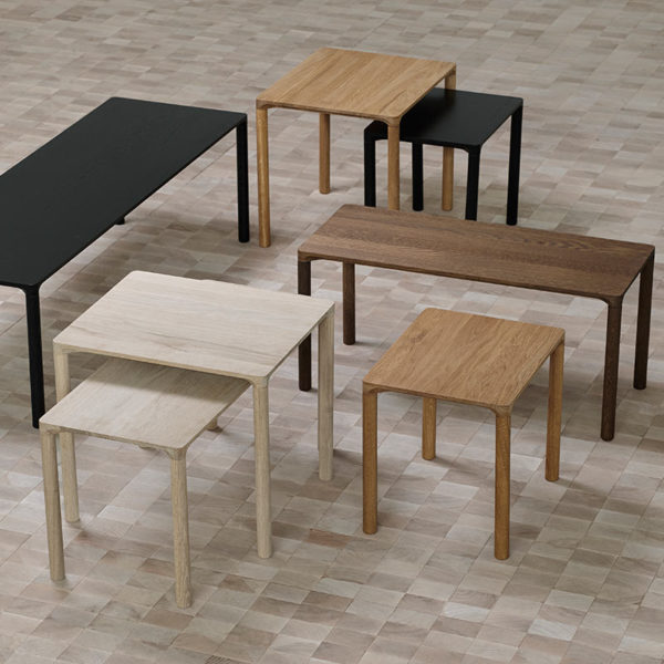 Piloti High Coffee Table