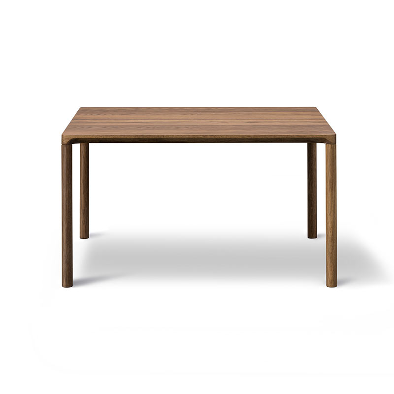 Low Coffee Table Square: Buy Fredericia's Piloti Low Square Coffee Table By Hugo