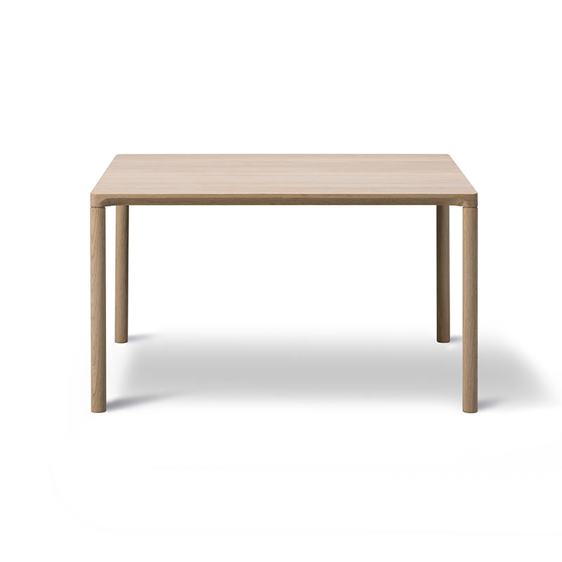 Fredericia Piloti Low Square Coffee Table by Hugo Passos