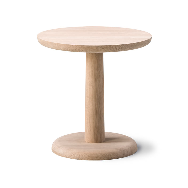 Fredericia Pon Ø40cm Side Table by Jasper Morrison