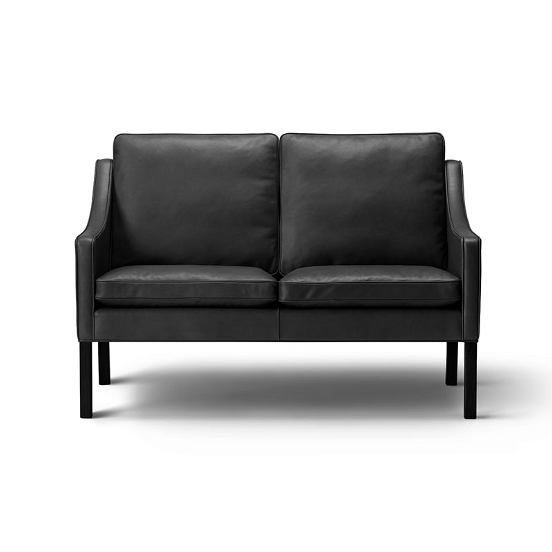 Fredericia Select 2208 Two Seat Sofa by Borge Mogensen