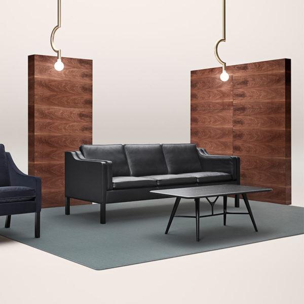 Select 2213 Three Seat Sofa