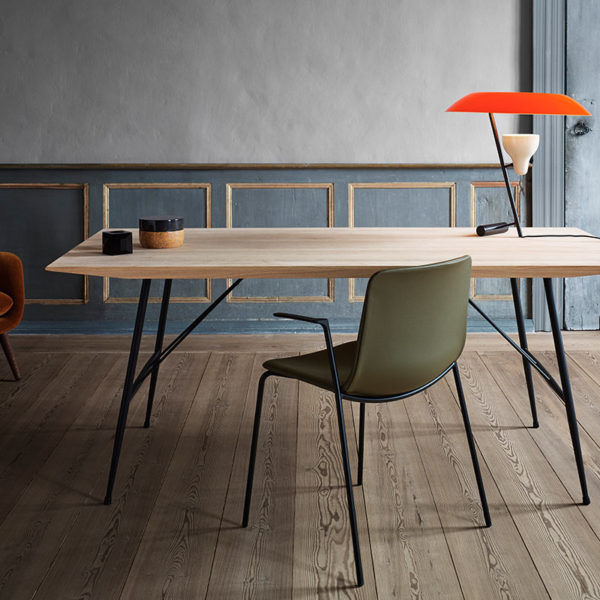 Soborg 180x90cm Dining Table