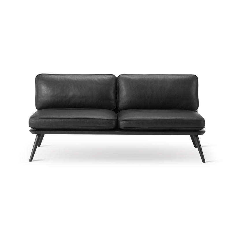 Fredericia Spine Two Seat Sofa by Space Copenhagen