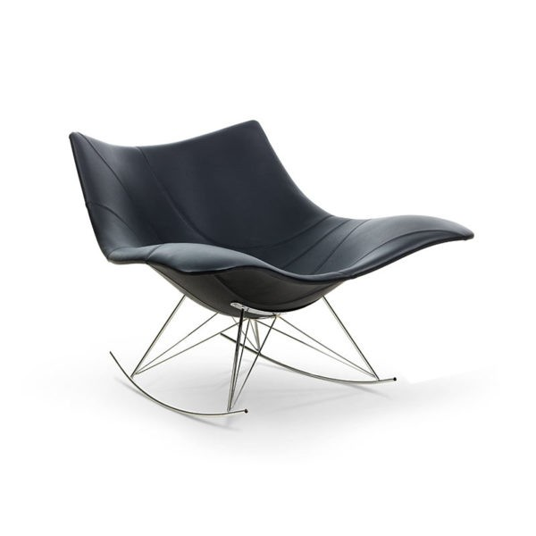 Stingray Fully Upholstered Rocking Chair