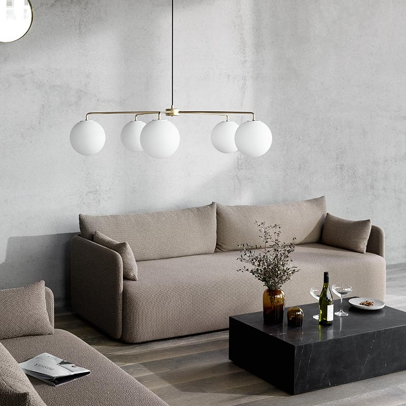 Menu Offset Two Seat Sofa by Norm Architects (3)