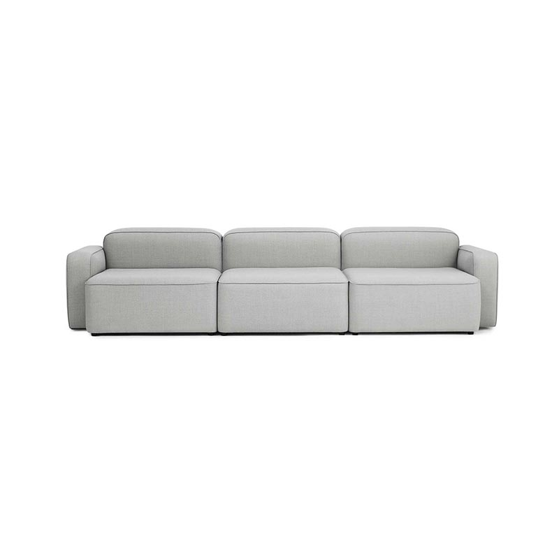 Normann Copenhagen Rope Three Seat Narrow Sofa by Hans Hornemann