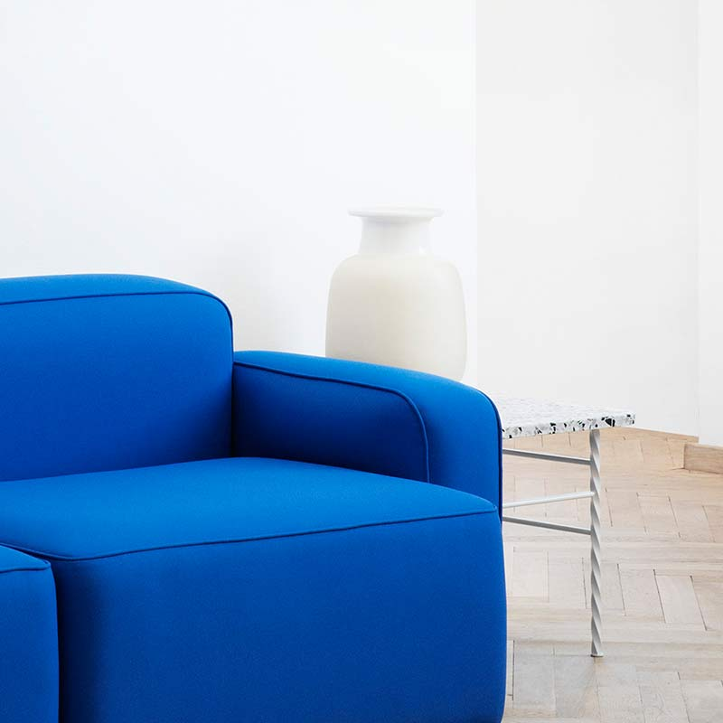 Norman Copenhagen Rope Two Seat Narrow Sofa by Hans Hornemann (4)