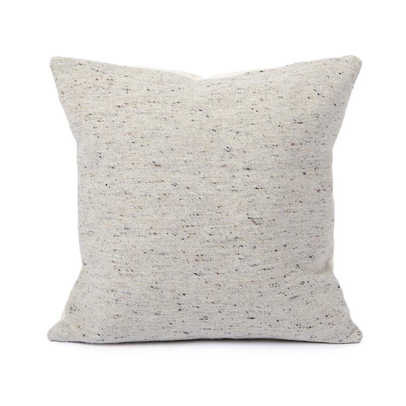 Tori Murphy Sandringham Plain Cushion Grey by Tori Murphy