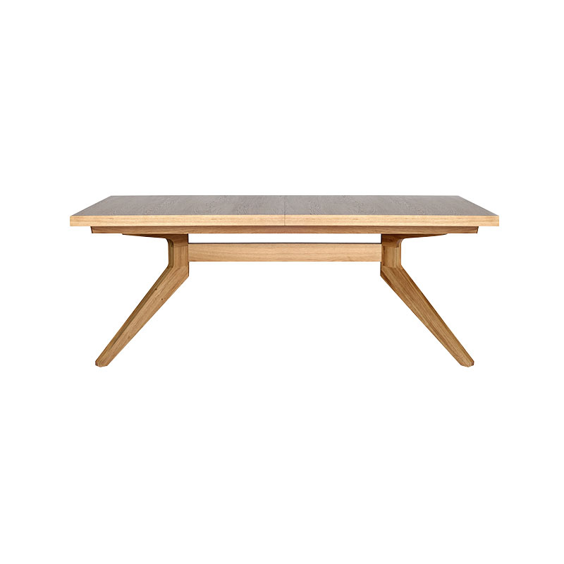 Case Furniture Cross Extendable Table by Matthew Hilton