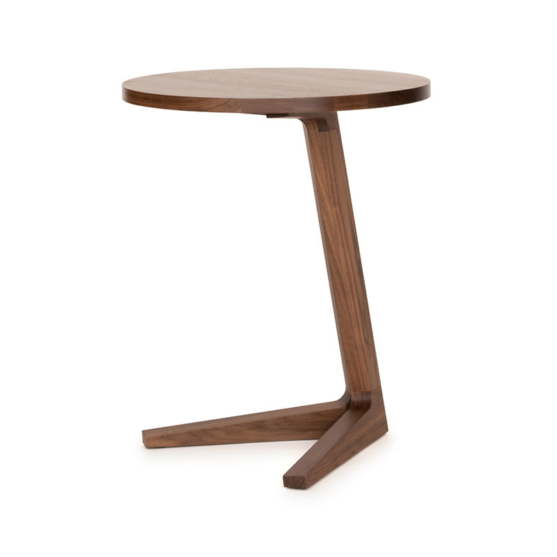 Case Furniture Cross Side Table by Matthew Hilton