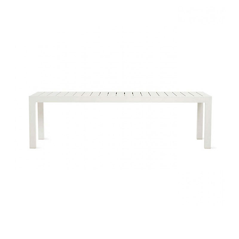 Case Furniture Eos Rectangular Table by Matthew Hilton Olson and Baker - Designer & Contemporary Sofas, Furniture - Olson and Baker showcases original designs from authentic, designer brands. Buy contemporary furniture, lighting, storage, sofas & chairs at Olson + Baker.