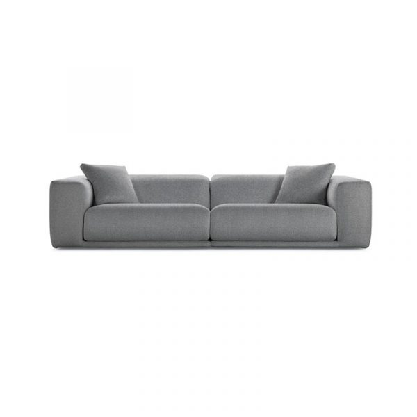 Case Furniture Kelston Three Seat Sofa by Matthew Hilton