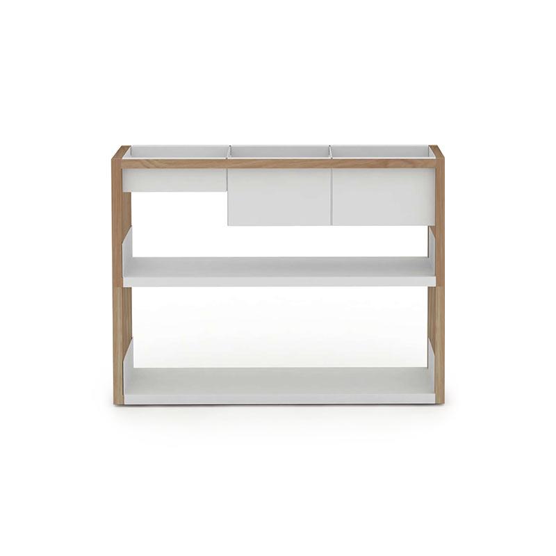 Buy Case Furniture S Lap 106cm Narrow Shelving By Marina