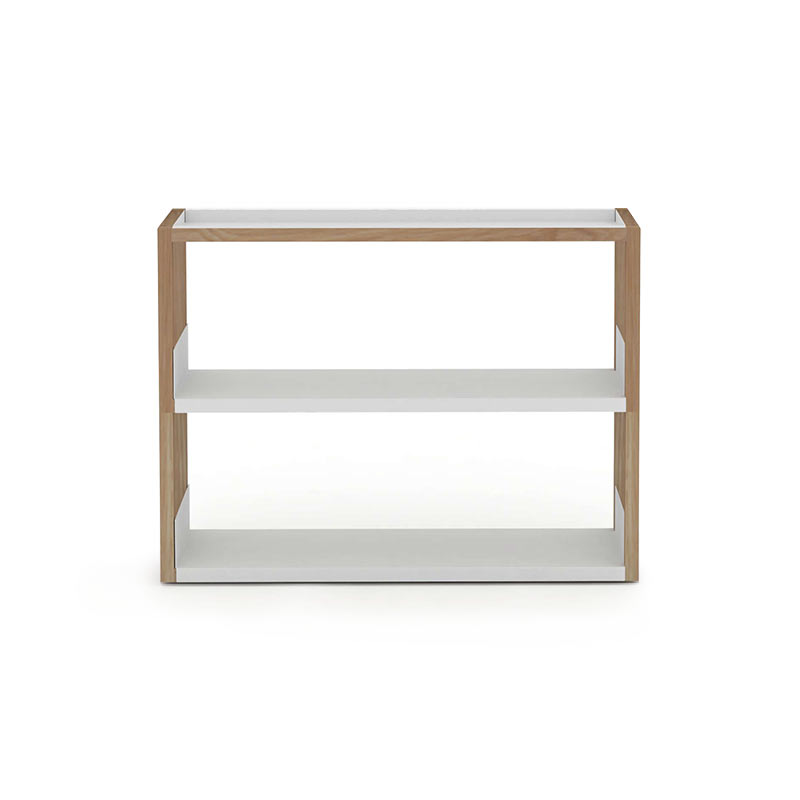 Case Furniture Lap 106cm Narrow Shelving by Marina Bautier