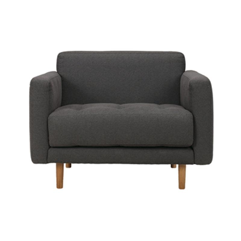 Case Furniture Metropolis Armchair by Matthew Hilton