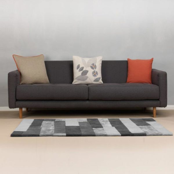 Metropolis Three Seat Sofa