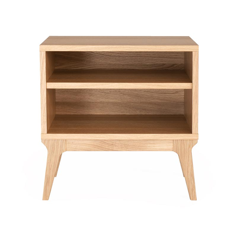 Case Furniture Valentine Bedside Table by Matthew Hilton