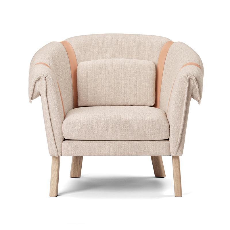 Design House Stockholm Ram Easy Chair by Fredrik Farg, Emma Marga Blanche