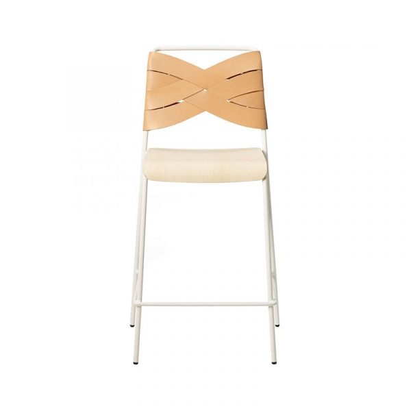 Design House Stockholm Torso High Bar Stool by Lisa Hilland