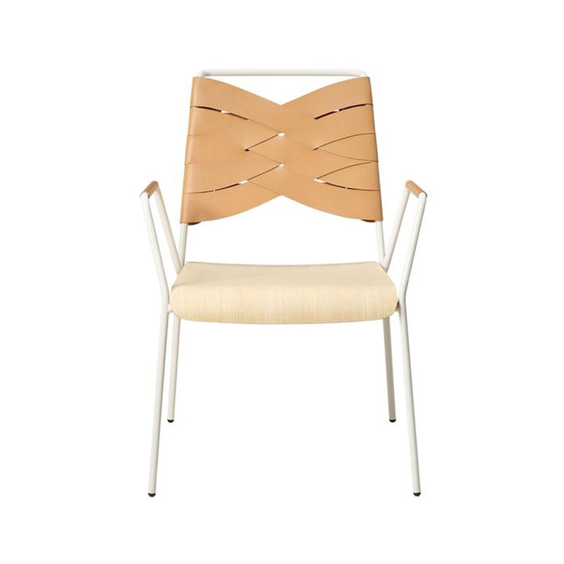 Design House Stockholm Torso Lounge Chair by Lisa Hilland