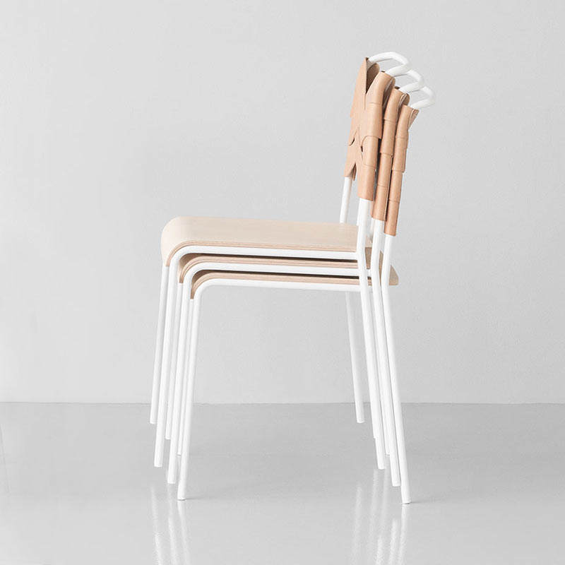 Design House Stockholm Torso chair by Lisa Hilland (2)