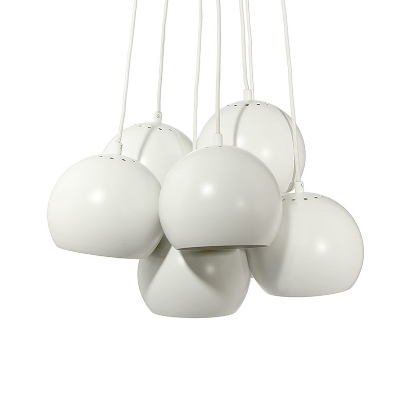 Frandsen Ball Chandelier by Benny Frandsen