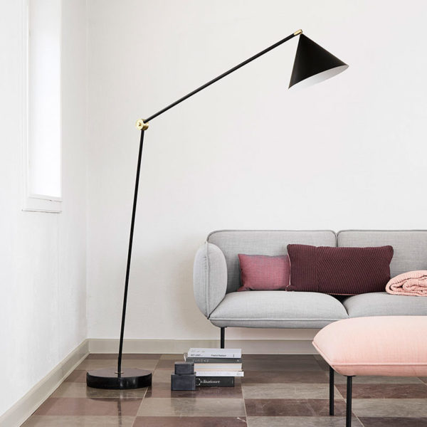 Benjamin Small Floor Lamp