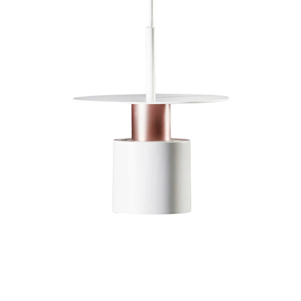Frandsen Kolorit ø20cm Pendant Light by Jørgen Klinkby