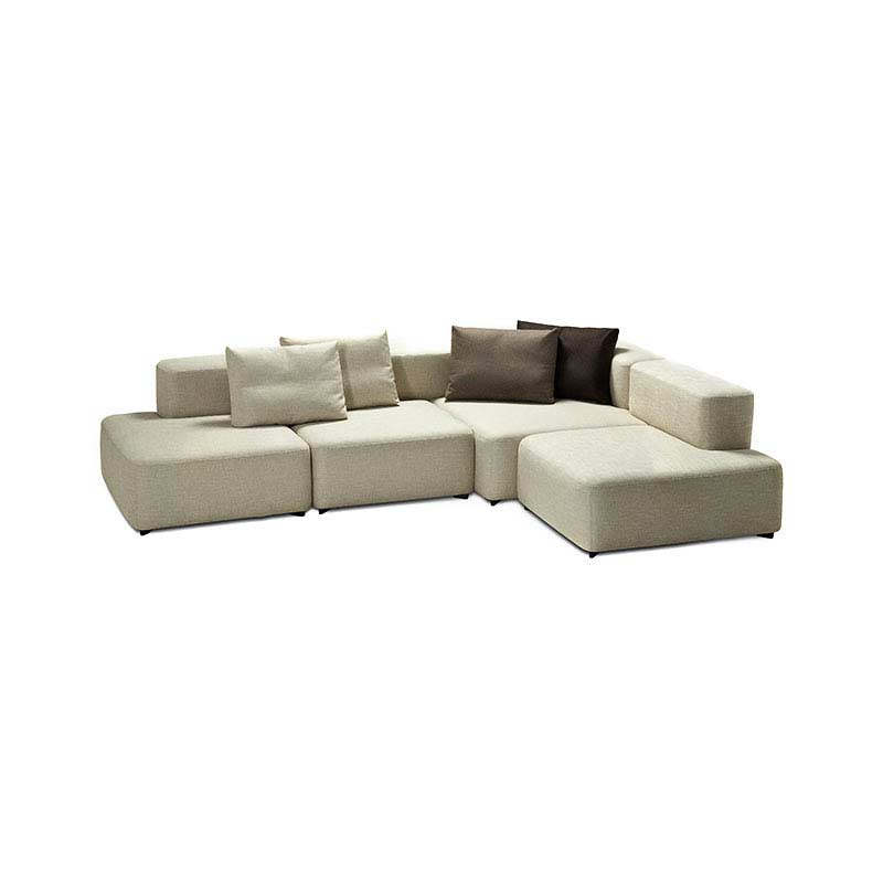 Fritz Hansen Alphabet Right Hand Facing Corner Sofa