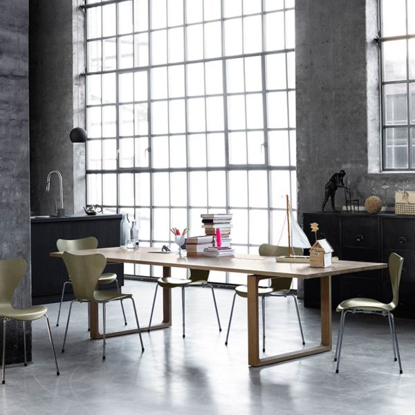 Essay 100x230cm Rectangular Dining Table